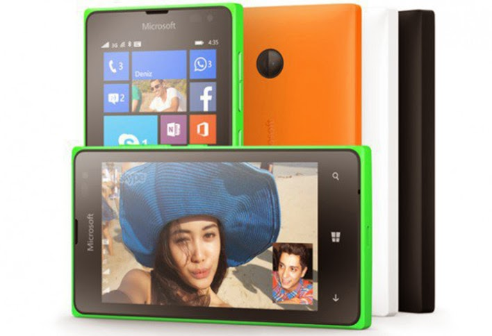 Microsoft Launches Lumia 435 And Lumia 532