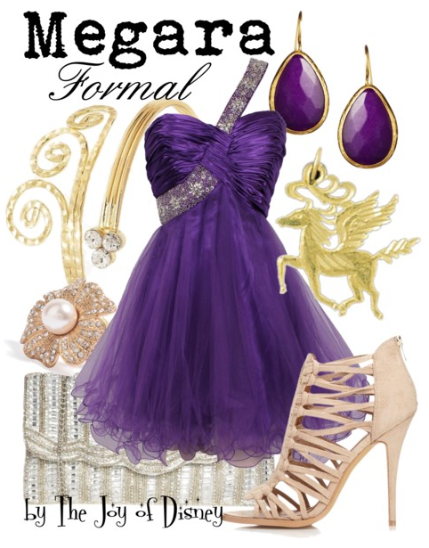 disney fashion, disney prom, prom outfit, megara prom, megara cosplay