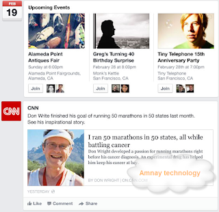 6 best and new pictures facebook's new News feed