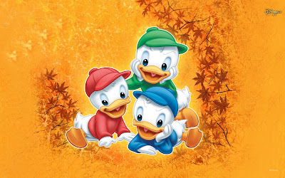 Wallpapers de Disney (Mickey Mouse y Daisy)