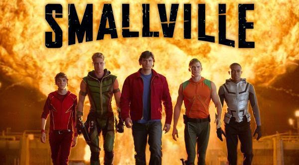 Smallvill entre as melhores séries de TV de todos os tempos