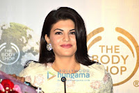 Jacqueline Fernandez announced as 'The Body Shop' brand ambassador