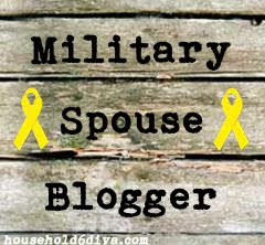 I'm a Military Spouse Blogger