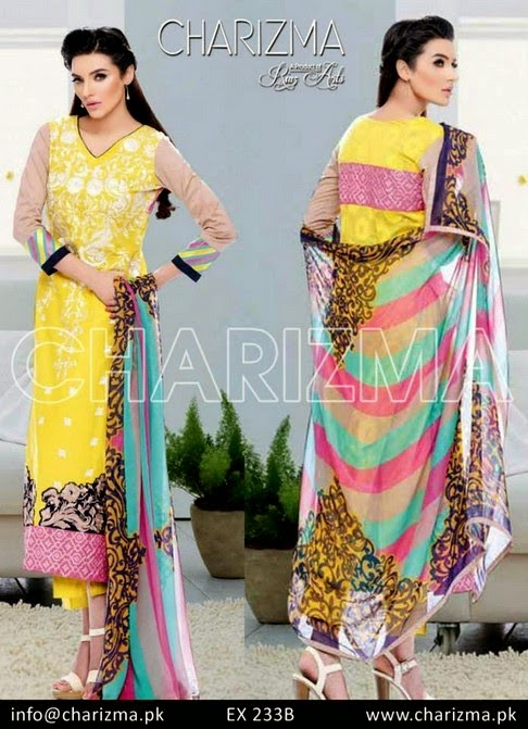 Charizma Latest Lawn Collection Vol-2
