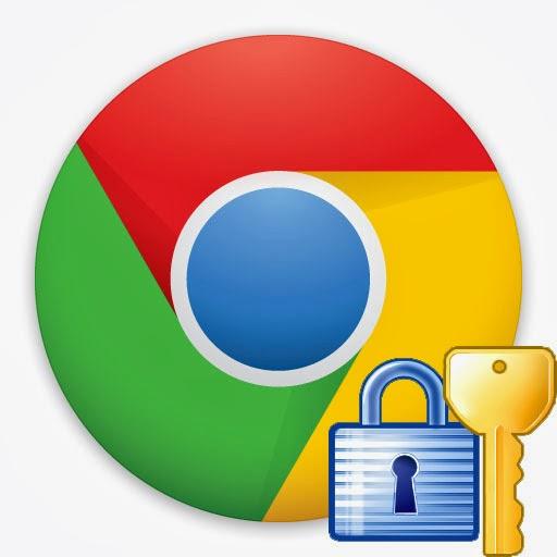 احمي متصفحك google chrome بواسطة كلمة سرية