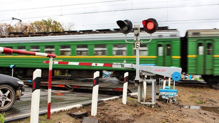 Железнодорожный (ж/д) транспорт