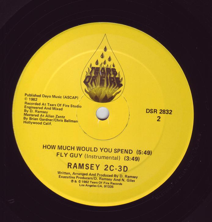 Ramsey 2C 3D How Much Would You Spend Rock The Groove