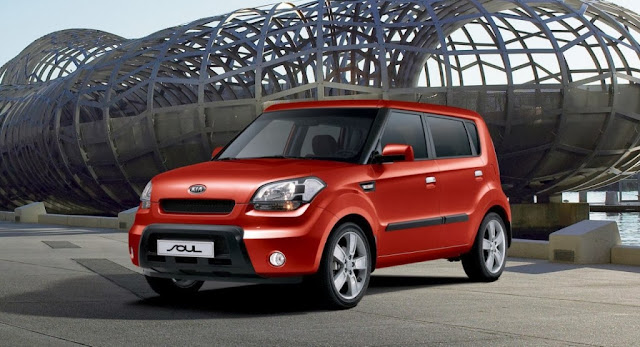 Kia Soul Car Wallpaper