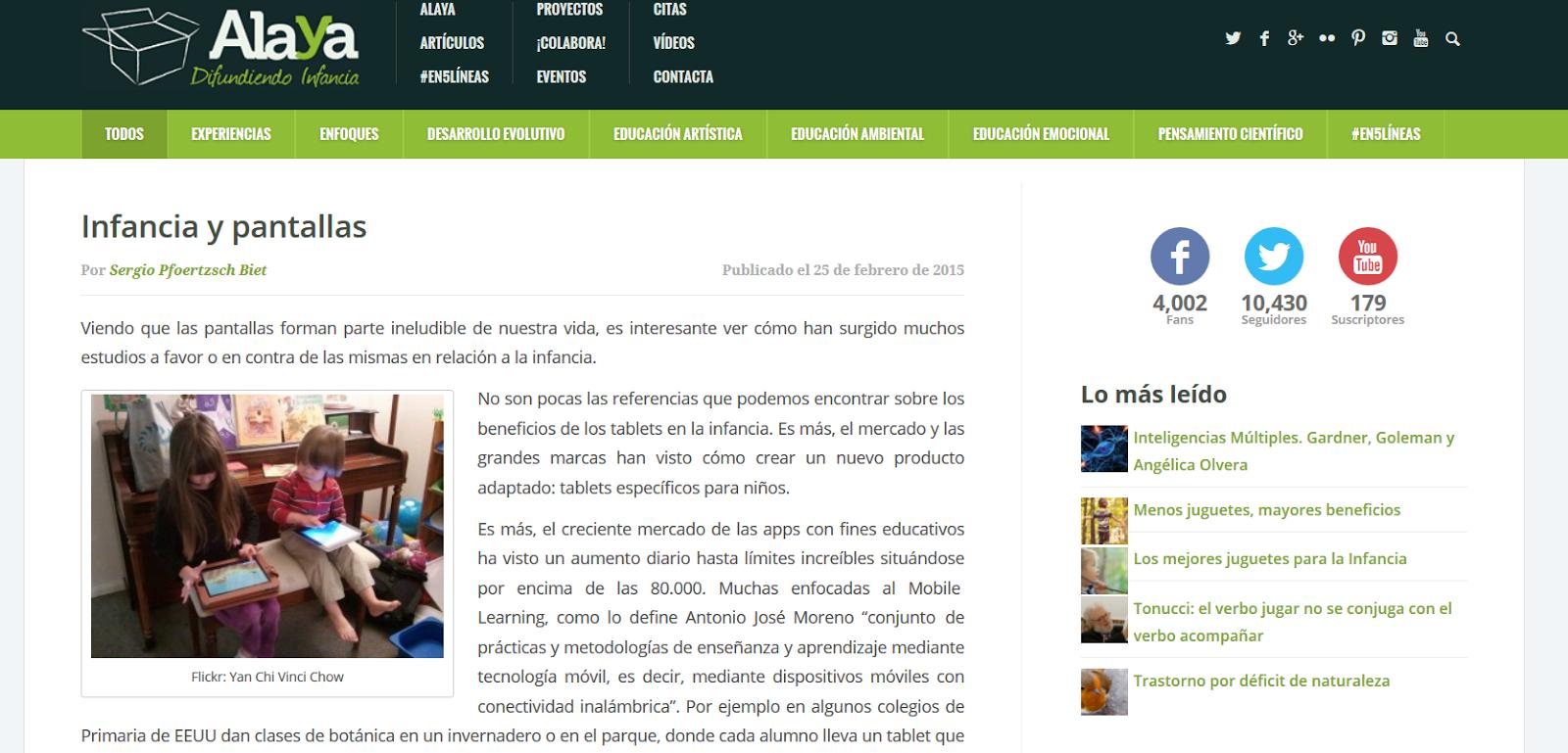 http://www.alaya.es/2015/02/25/infancia-y-pantallas/