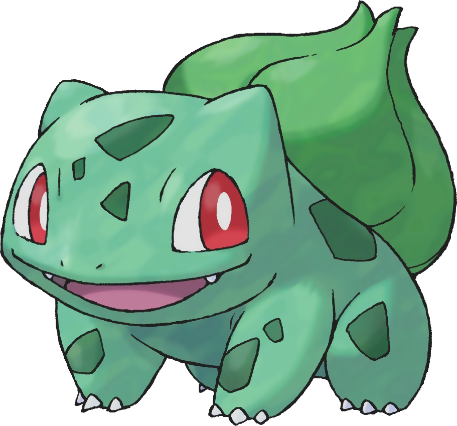 cute pokemon bulbasaur - photo #9