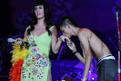2012 katty perry concert california dreams