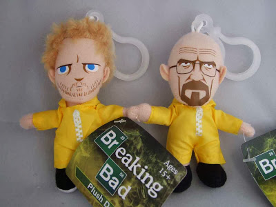 Peluches Llavero Breaking Bad