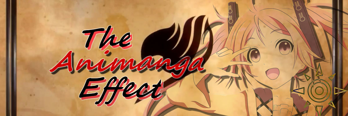 The Animanga Effect