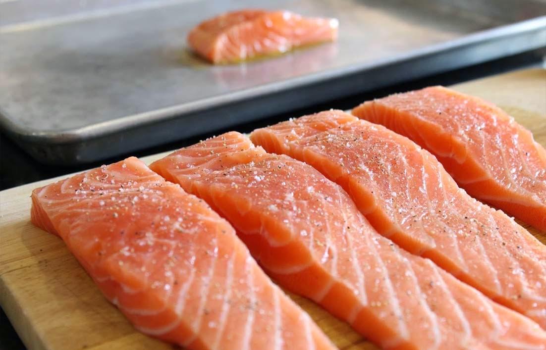 Ikan Salmon untuk Ibu Hamil