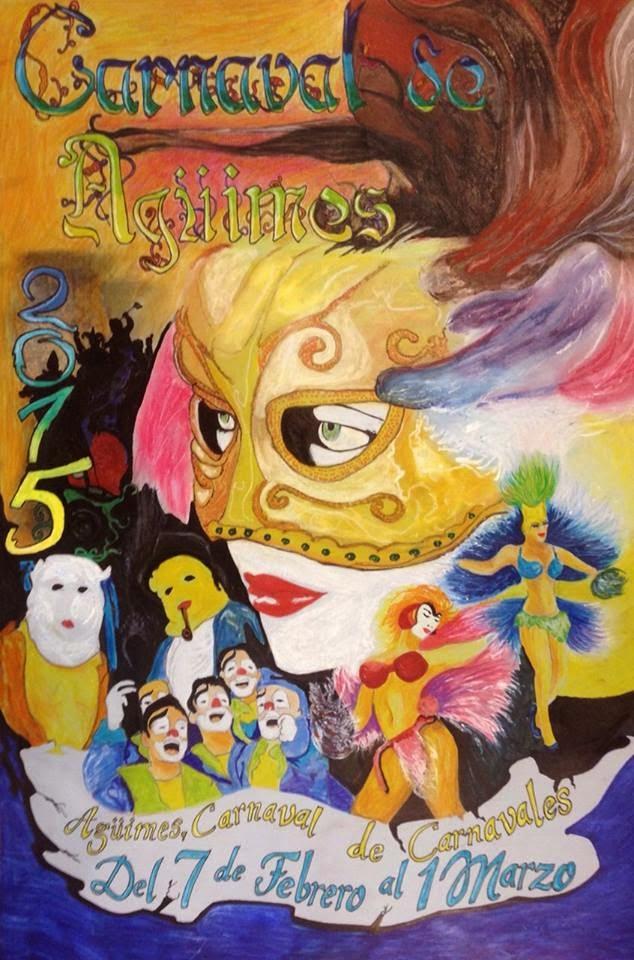 Carnaval de Agüimes 2015