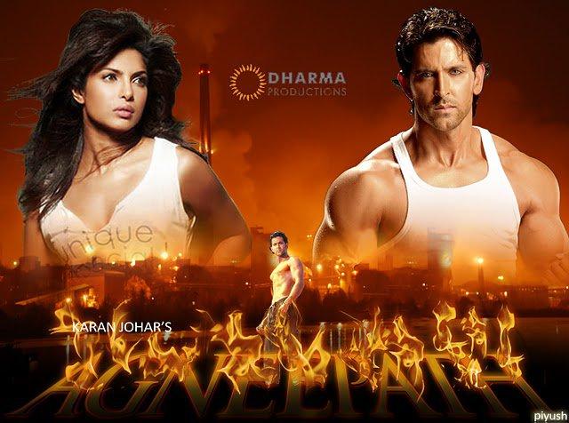 Filme indiene Agneepath (2012)
