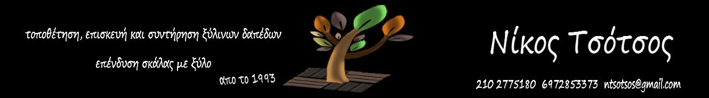 Τοποθέτηση και συντήρηση σε ξύλινο πάτωμα ή επένδυση σκάλας