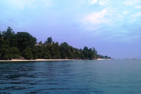 Pantai Tanjung Karang, Donggala, Sulawesi Tengah. ZonaAero
