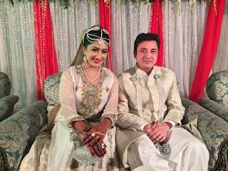 madiha rizvi and hassan noman got married