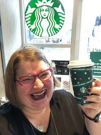 2020 Starbucks, Peppermint Chai Latte, Fairlawn OH