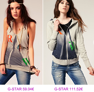 G-Star Raw tops2