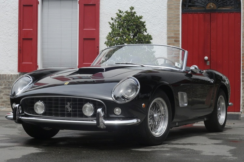 I'm curious....(Top 15 Cars) 1961-ferrari-250-gt-swb-california-spyder-1