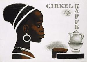 Kaffebrygning på Madam blå