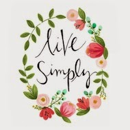 * live simply *