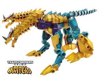 Hasbro Transformers Prime Beast Hunters Twinstrike