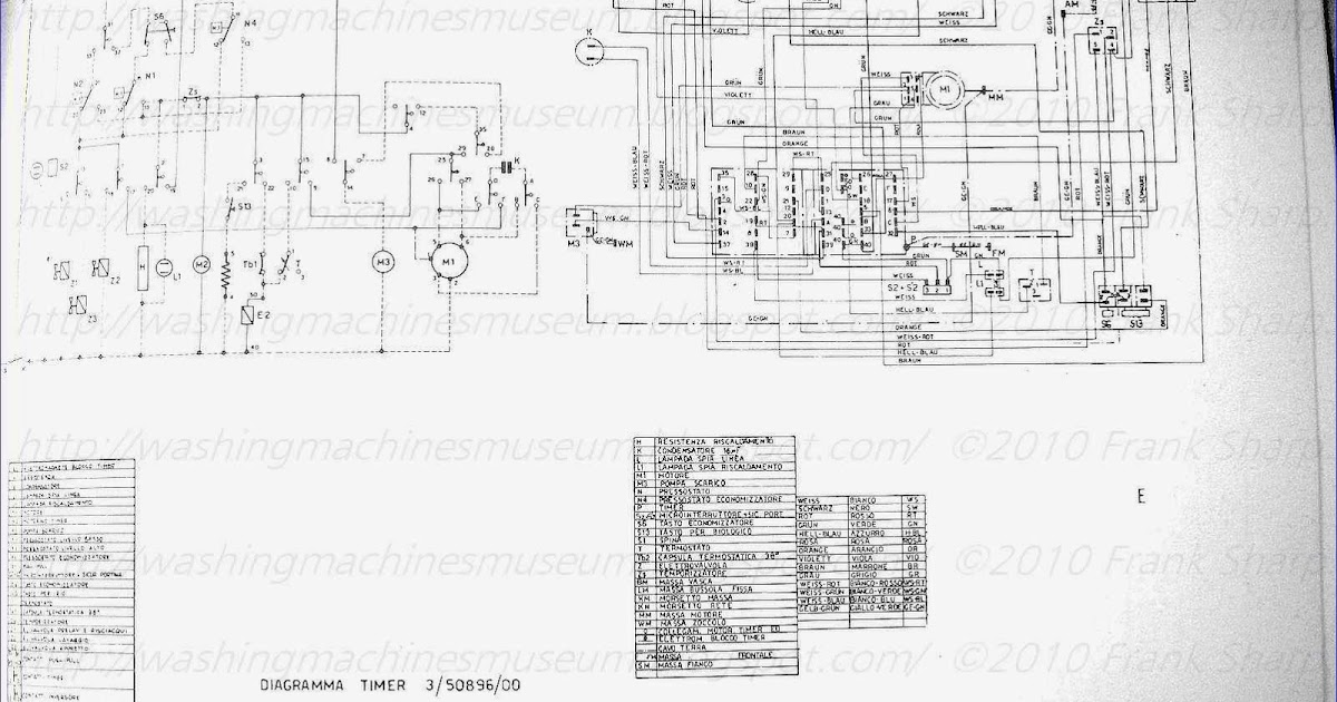Borg Clock Timer Electronic Schematic - Trusted Wiring Diagram
