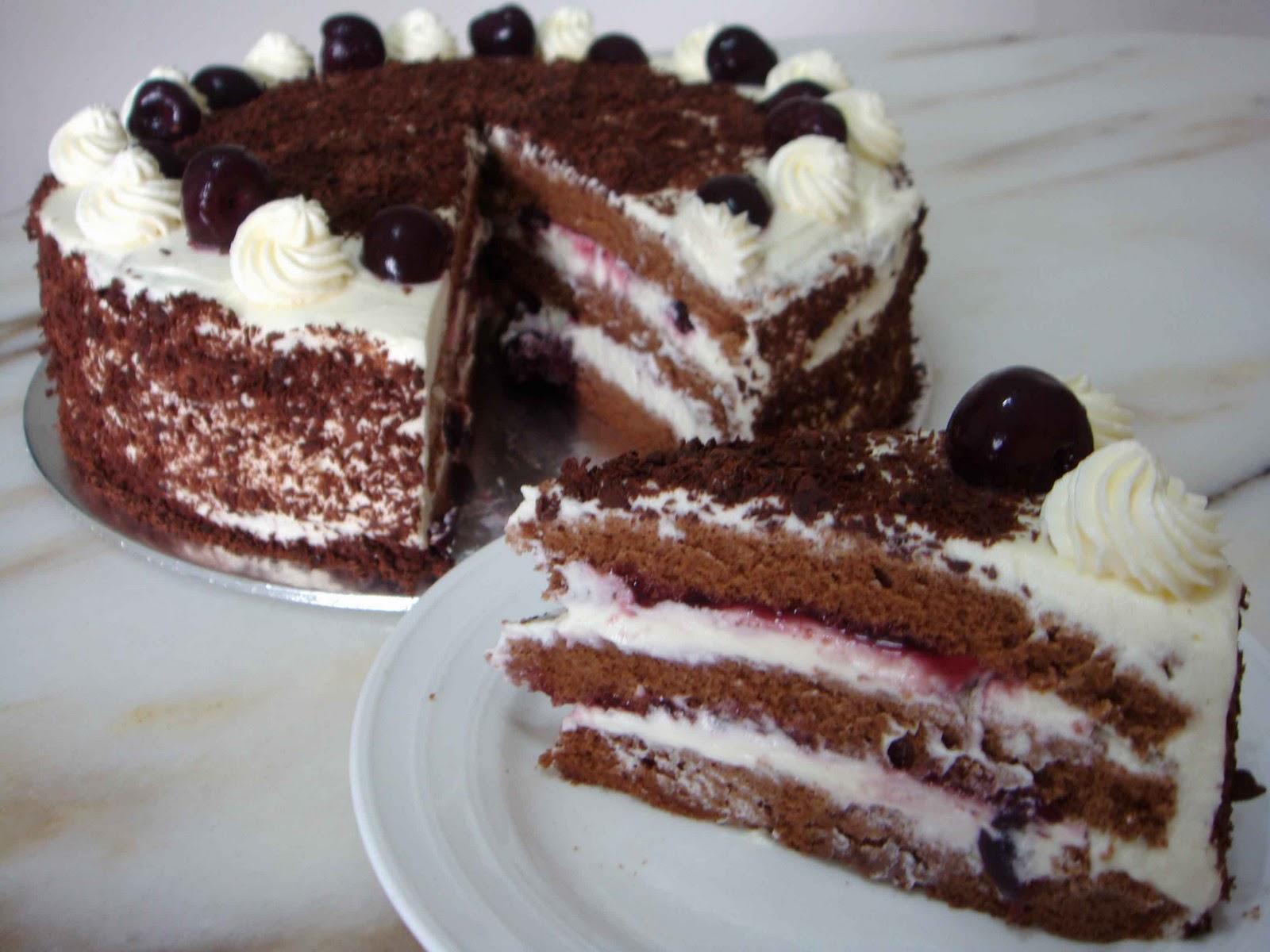 10 inch cake recipe sponge