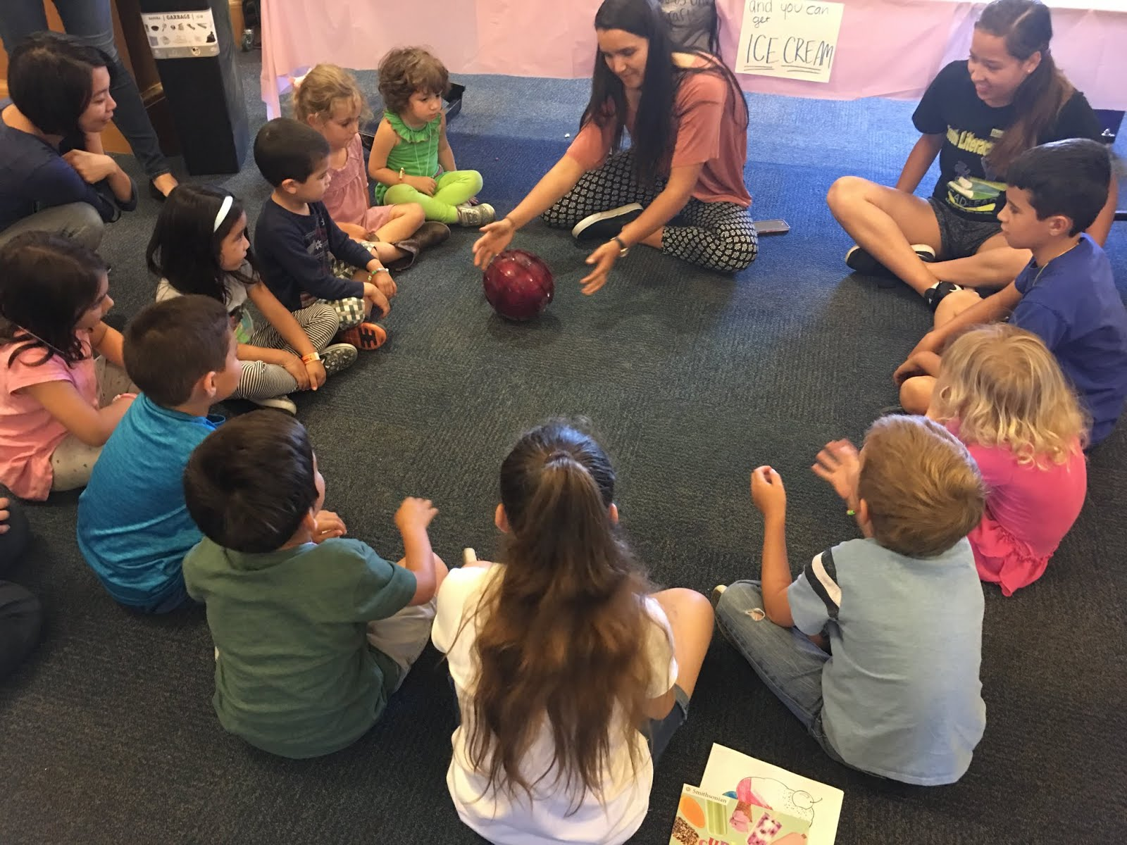 Family Fun Day at the Library