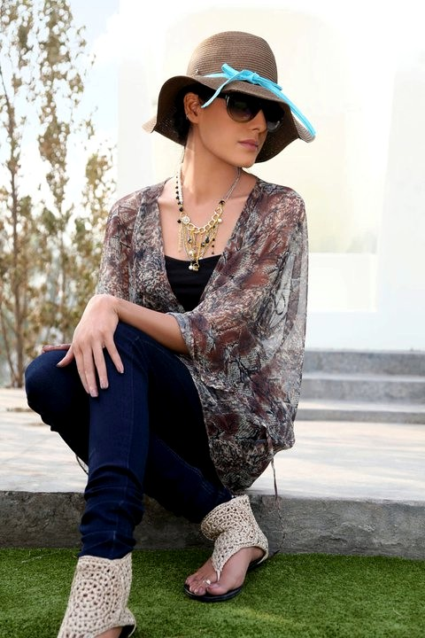 Stoneage Modern Ladies Denim Collection 2012