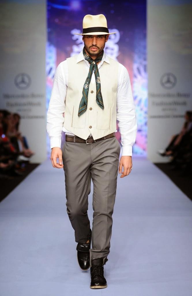 Mercedes Benz Fashion Week Mexico Spring Summer