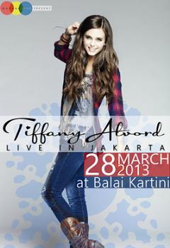 Konser Tiffany Alvord