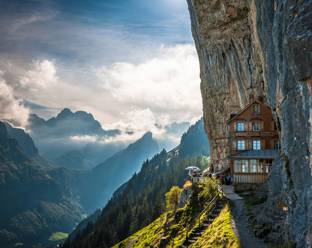 Ascher Guesthouse, Switzerland