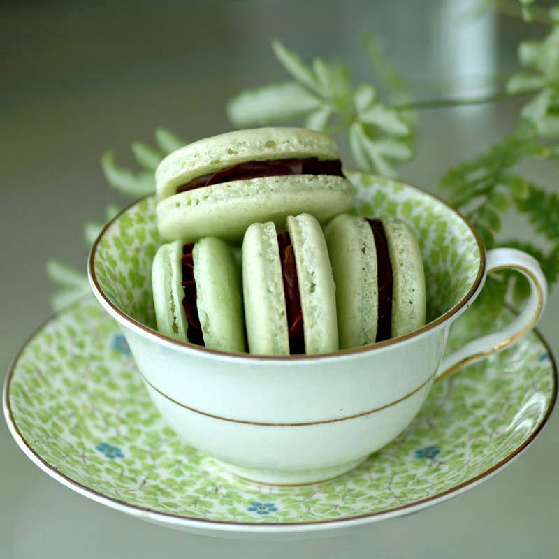 French Macarons with an Irish Twist!