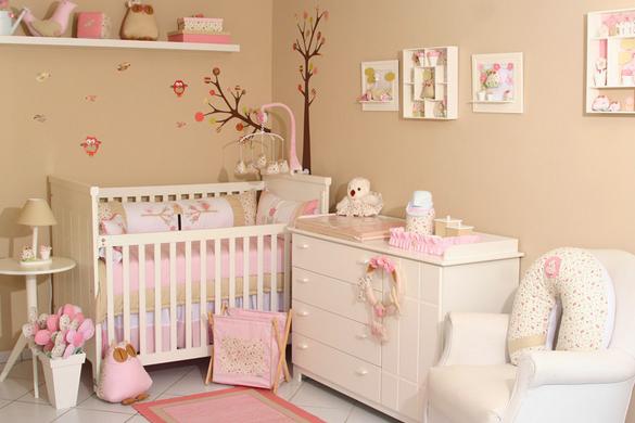 Domittila Vestidos Finos Inspiração – Quarto de bebê