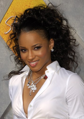 pics of kelly rowland hairstyles. wallpaper Curly Hairstyles for