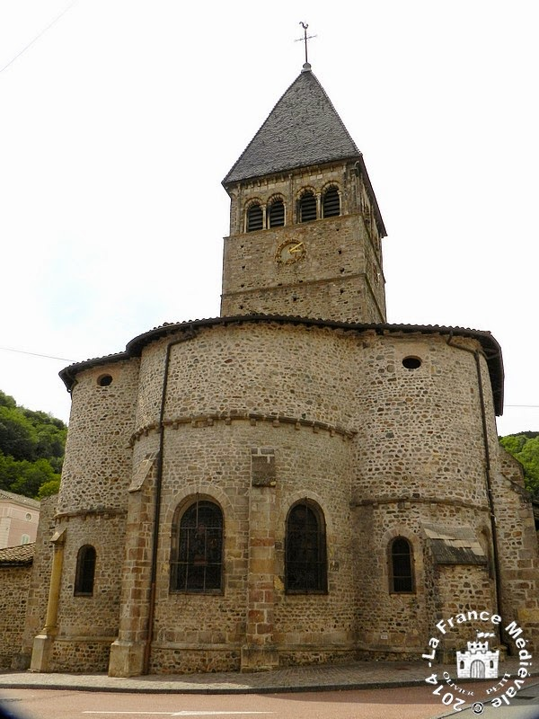 BEAUJEU (69) - Eglise Saint-Nicolas