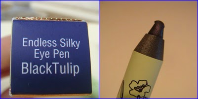 Endless Silky Eye Pen PIXI Black Tulip
