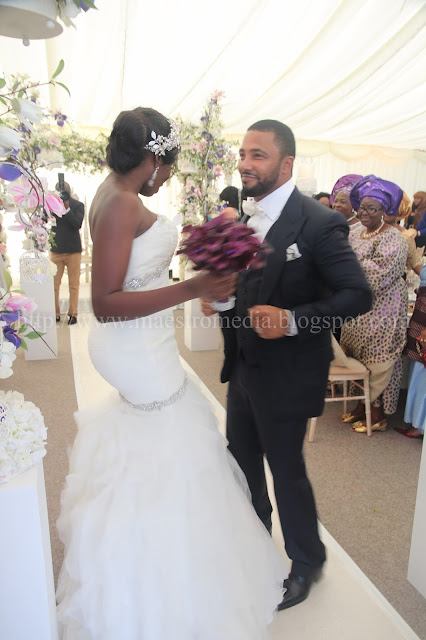 Isioma ovia wedding cakes