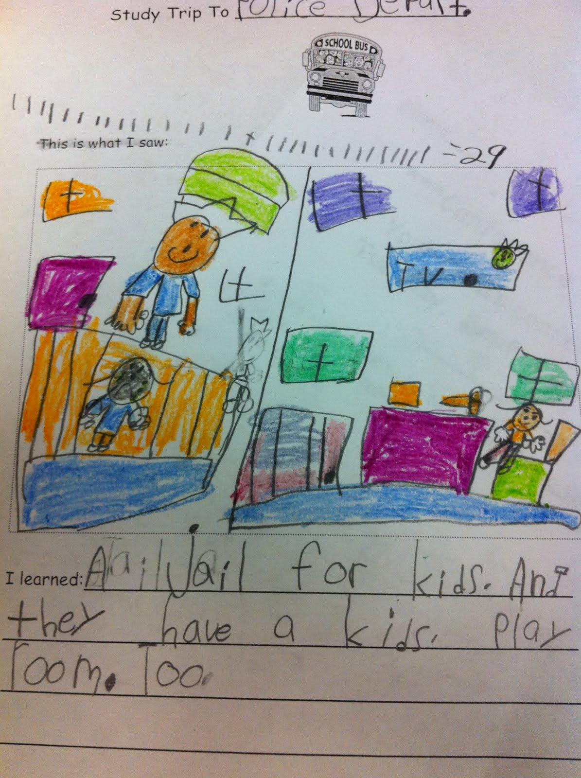 The Adventures of a K/1 Teacher: Jobs Unit