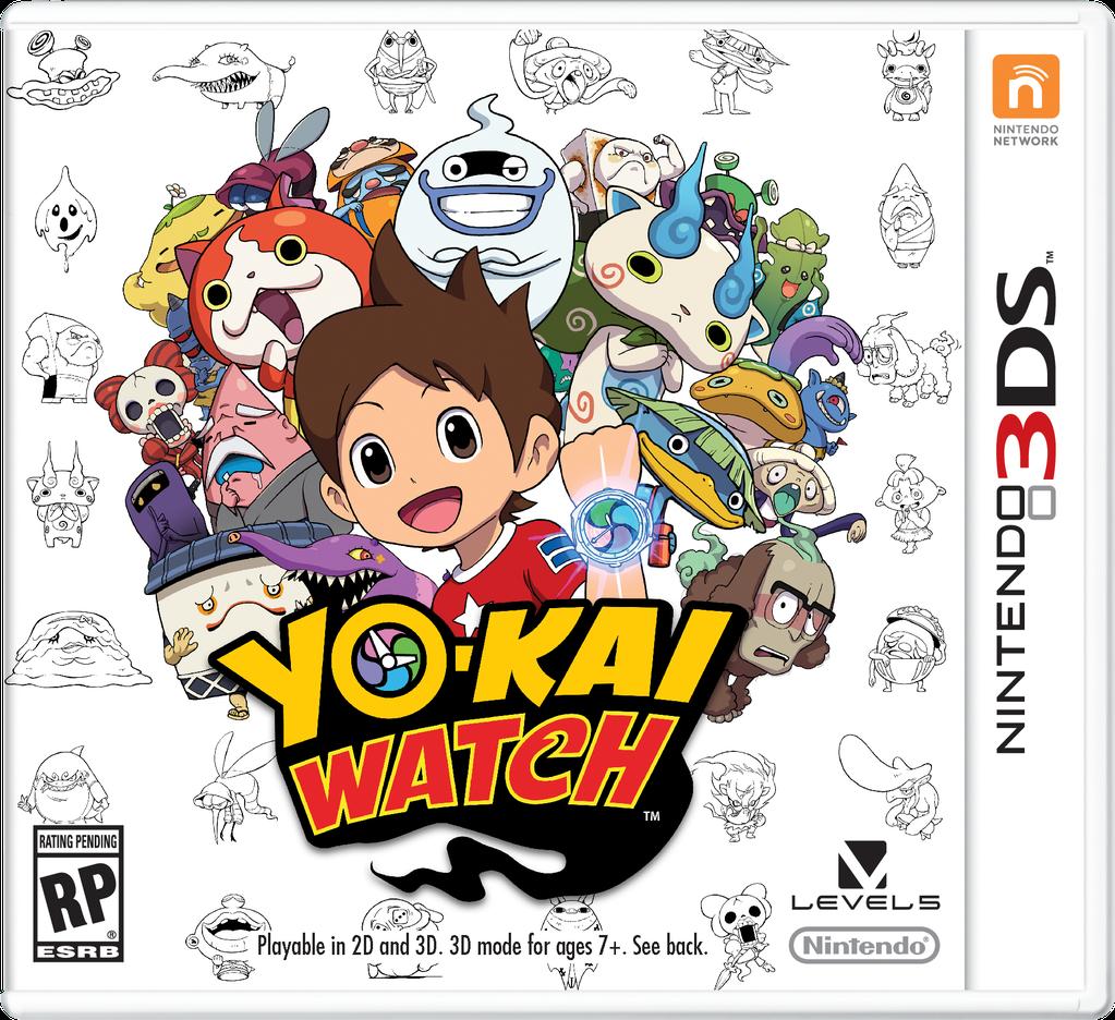 [Top 10] - Nintendo 3ds Yokai_watch