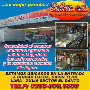 FUENTE DE SODA Y RESTAURANT ZULAR C.A