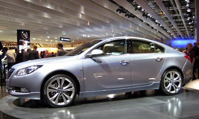 2016 Opel Insignia