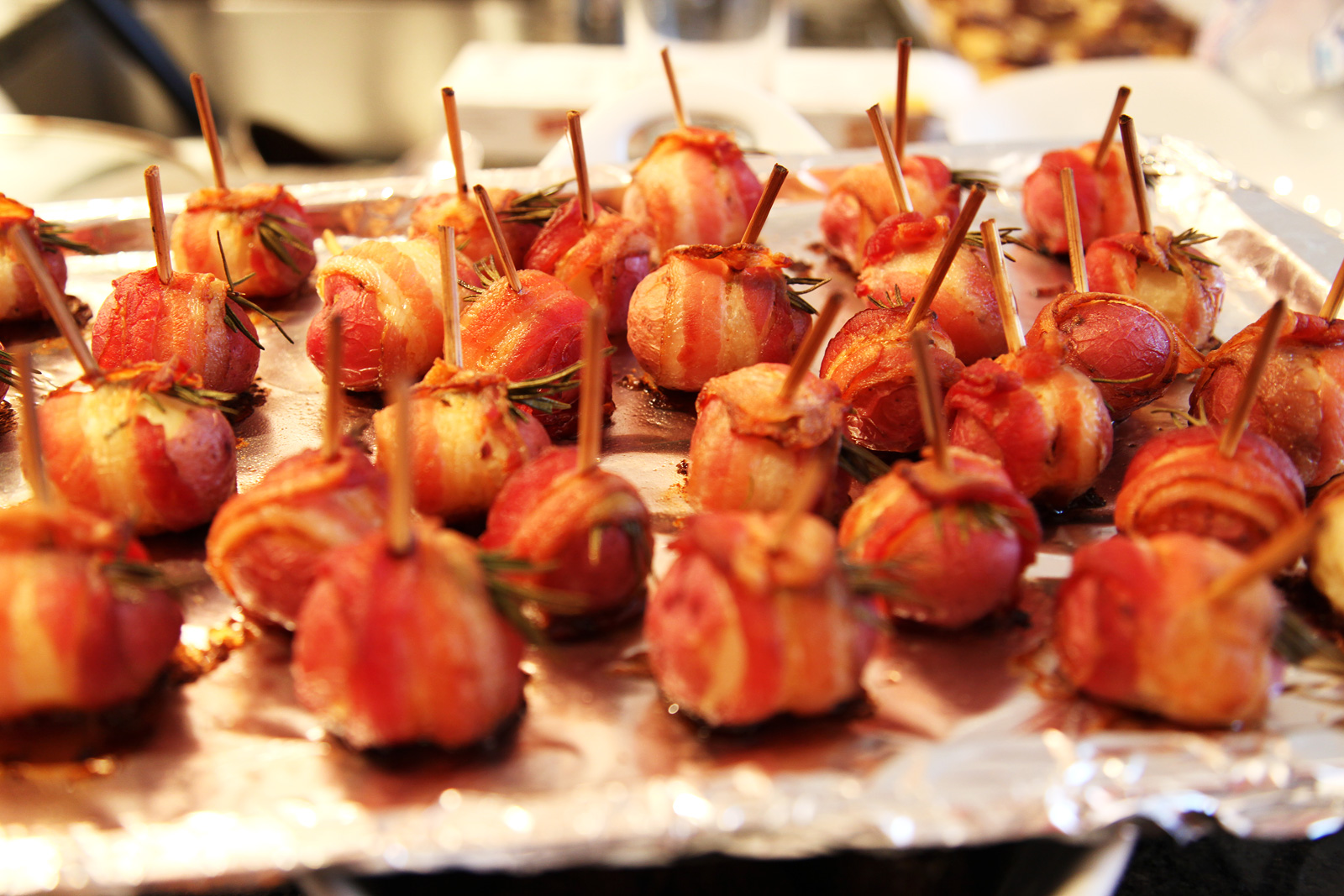 ... bacon wrapped smokies bacon wrapped corn bacon wrapped hot dogs bacon