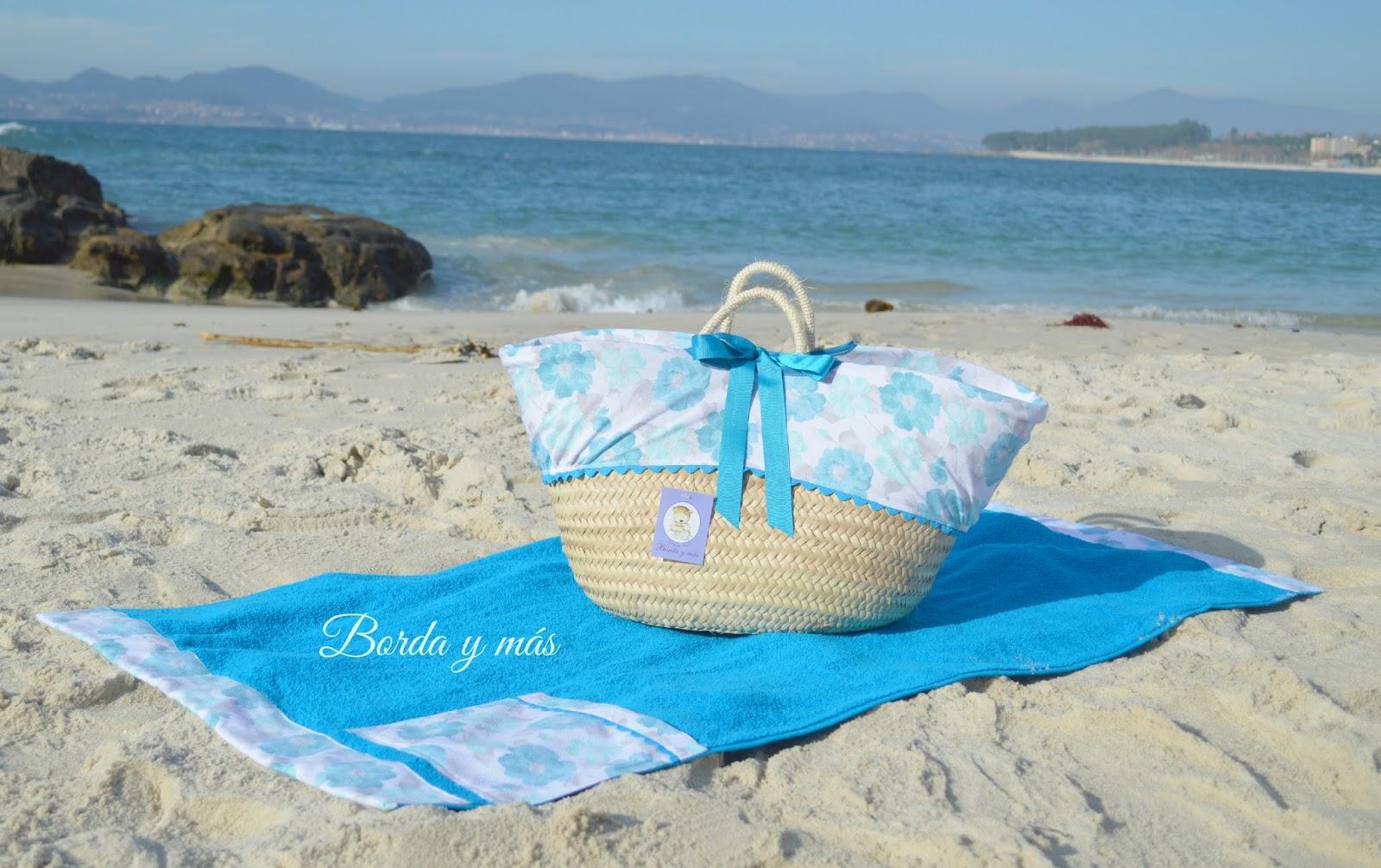 capazos de playa