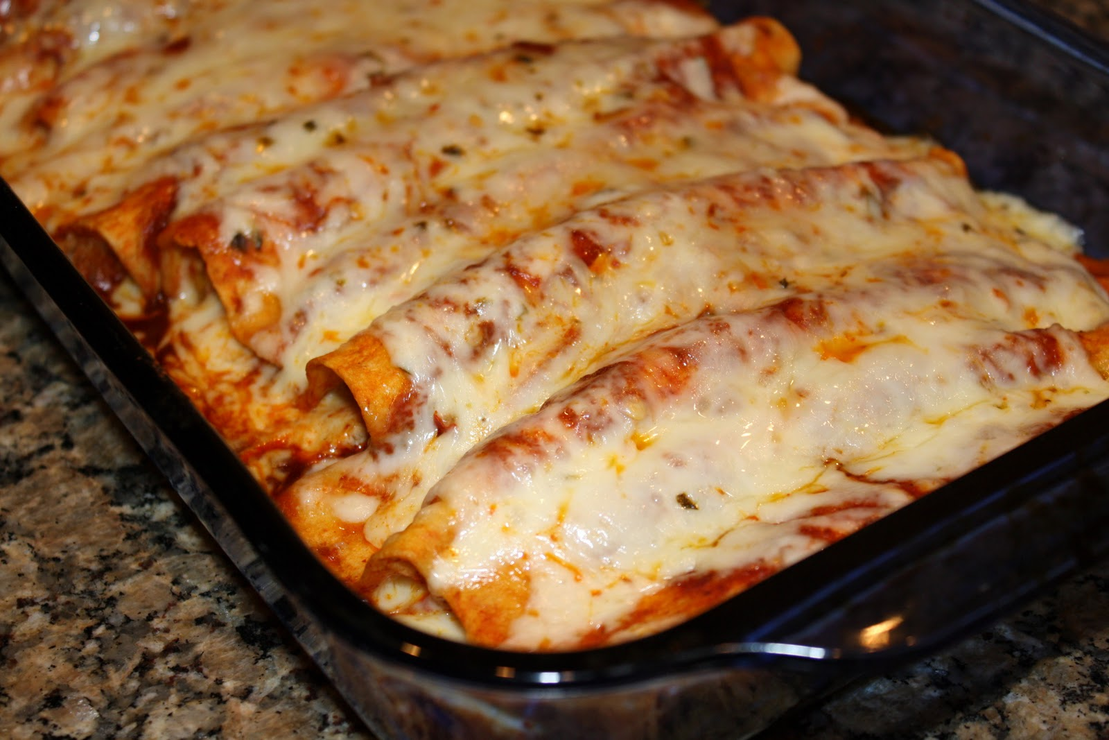 what's for dinner?: easy cheese enchiladas... 30 minutes