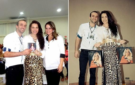Nítido no evento Chá de Mulheres Cristãs em Astorga-PR